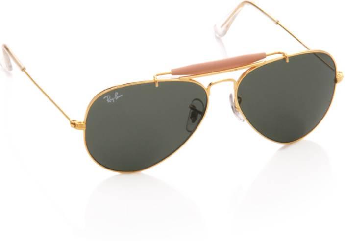 Buy Ray Ban Aviator Sunglasses Online India Yepme