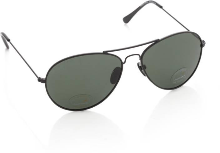 8657c356dc771 Buy Fastrack Aviator Sunglasses Green For Men   Women Online   Best ...