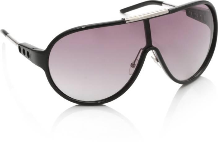 01365288b9d Buy Diesel Over-sized Sunglasses Violet For Men Online   Best Prices ...
