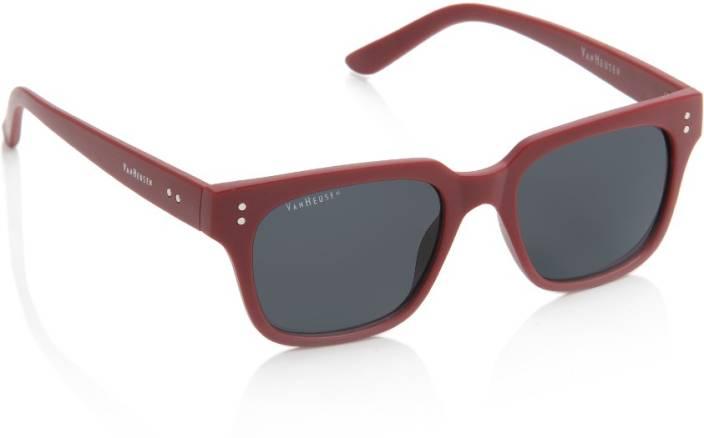 c5bbc8ea779 Buy Van Heusen Wayfarer Sunglasses Grey For Men   Women Online ...