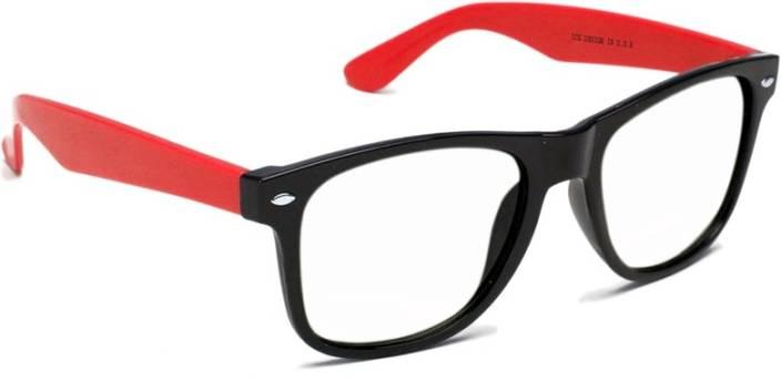 86c6b5bd051 Buy Shoaga Wayfarer Sunglasses Clear For Men Online   Best Prices in ...