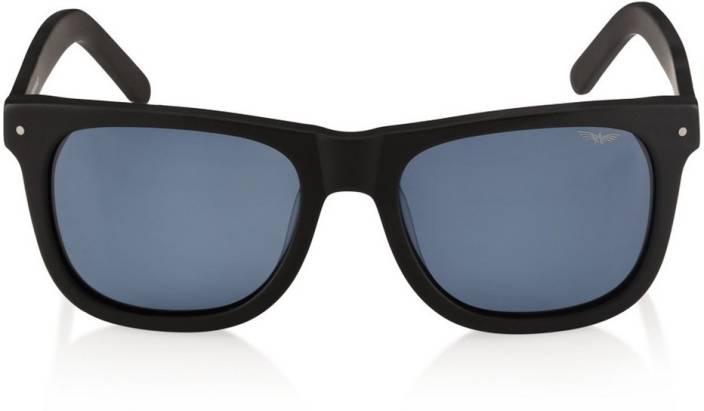 8c5af5eea31 Buy Park Avenue Wayfarer Sunglasses Blue For Men Online   Best ...