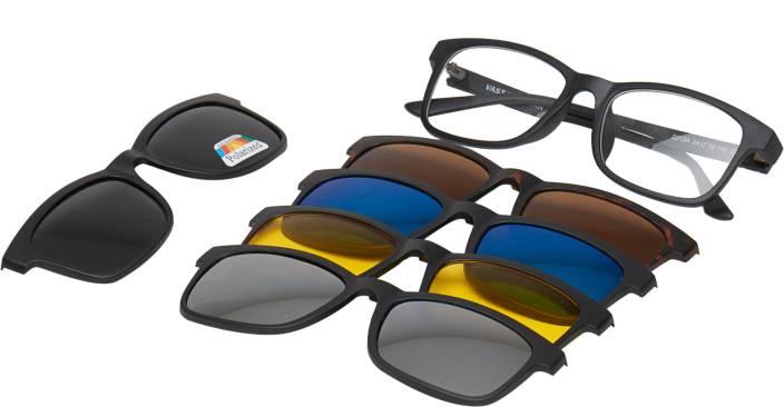85e9000d6e Buy Vast Rectangular Sunglasses Grey