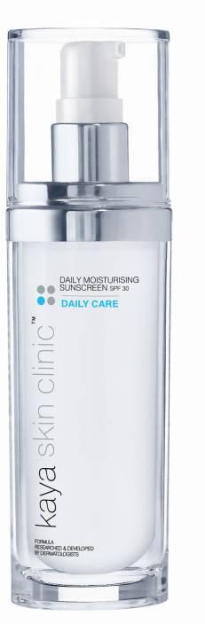 Kaya Kaya Skin Clinic Daily Moisturising Sunscreen + SPF 30 - SPF 30