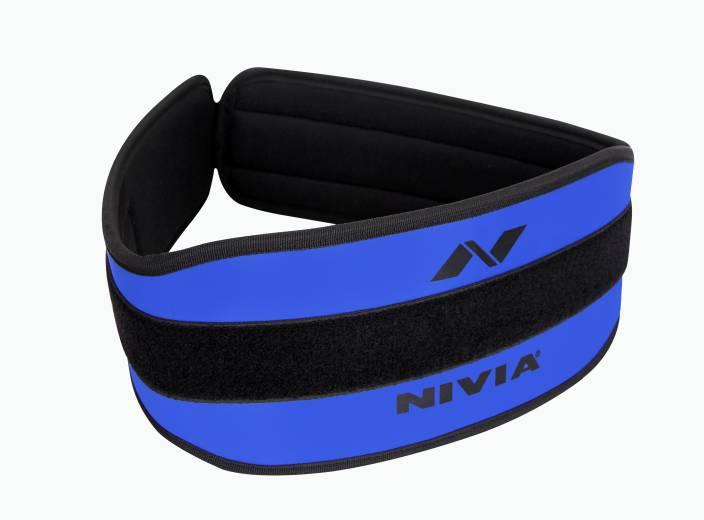 81a23bcaaf Nivia Gym Belt Back Support (M