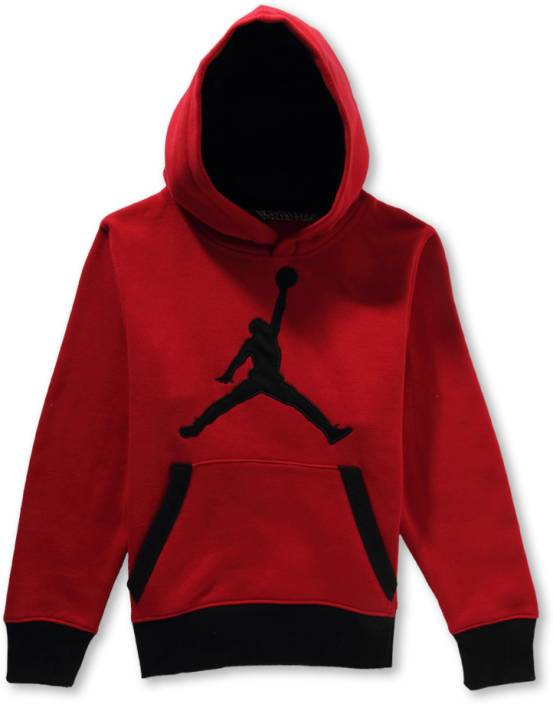 7014ba58e2b487 Jordan Kids Full Sleeve Printed Boys Sweatshirt - Buy Gym Red-681 Jordan  Kids Full Sleeve Printed Boys Sweatshirt Online at Best Prices in India