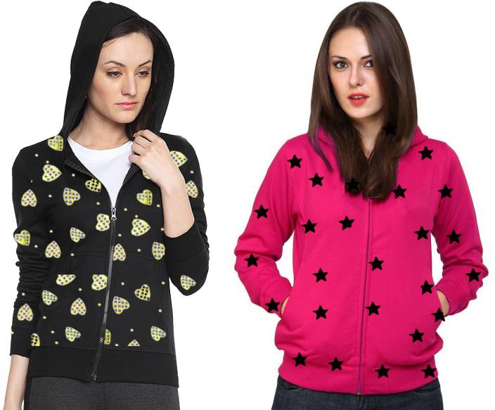 MODISH Full Sleeve Printed Women s Sweatshirt - Buy MODISH Full Sleeve  Printed Women s Sweatshirt Online at Best Prices in India  395ffb3c9844