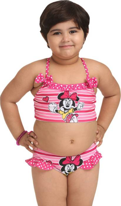 4cb8a4130d595 Fascinating Fashion Printed Girls Swimsuit - Buy Pink Fascinating Fashion  Printed Girls Swimsuit Online at Best Prices in India | Flipkart.com
