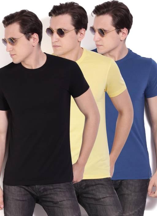 Peter England Men's T-Shirt