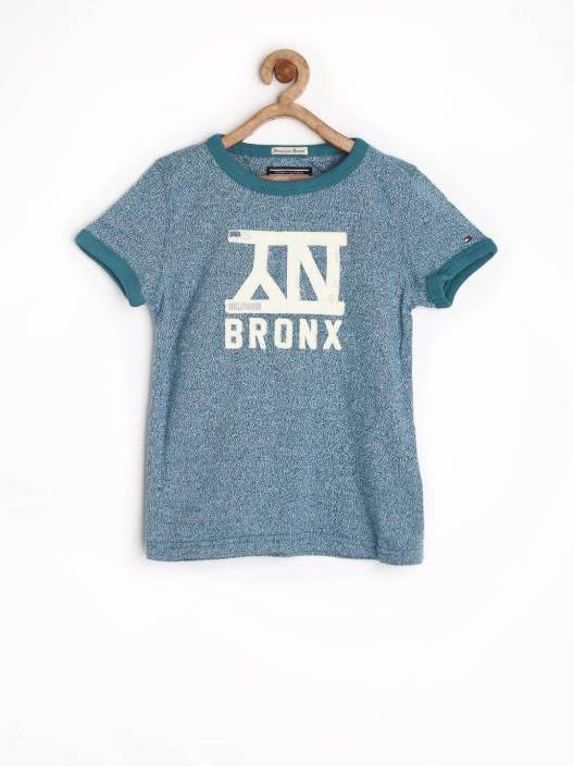 50977a23 Tommy Hilfiger Boys Printed T Shirt Price in India - Buy Tommy ...