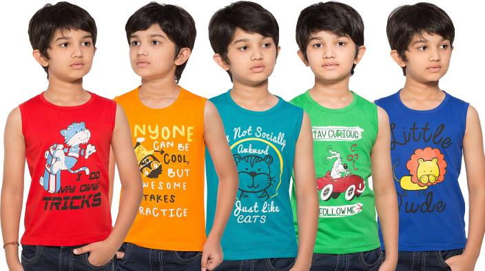 141e359c Maniac Boys Printed T Shirt Price in India - Buy Maniac Boys Printed ...