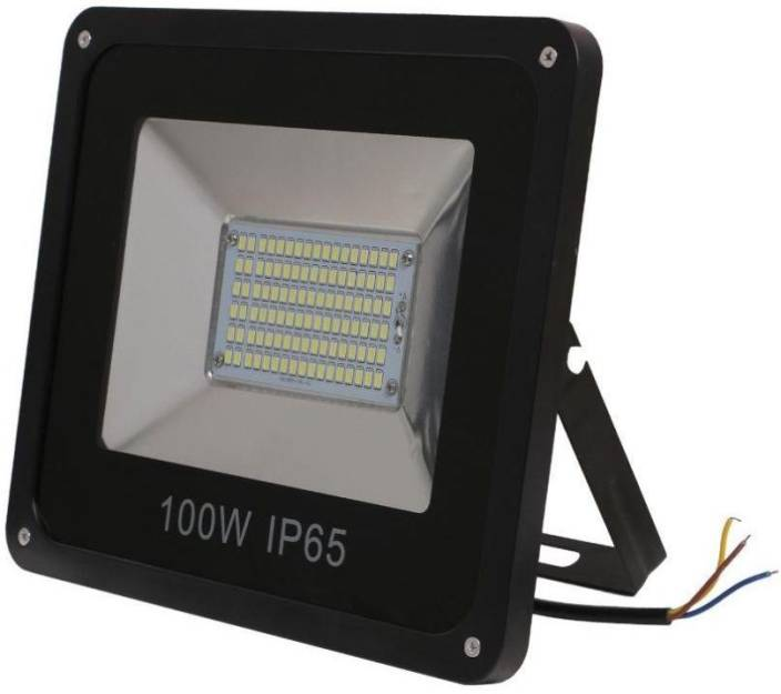 Hd Homes Decor 100w Led Flood Light Geco Ip65 Night Lamp