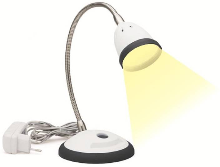 Renata LED Desk Light - Illumina- NW-BLK Table Lamp