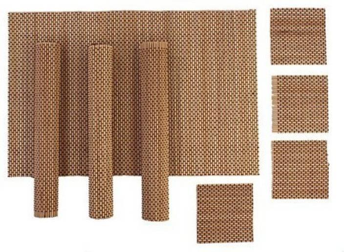 HOKIPO Rectangular Pack of 8 Table Placemat