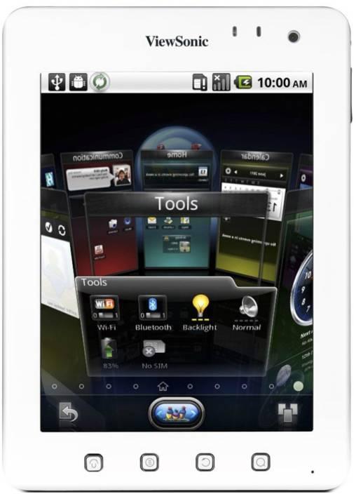ViewSonic ViewPad 7e Tablet