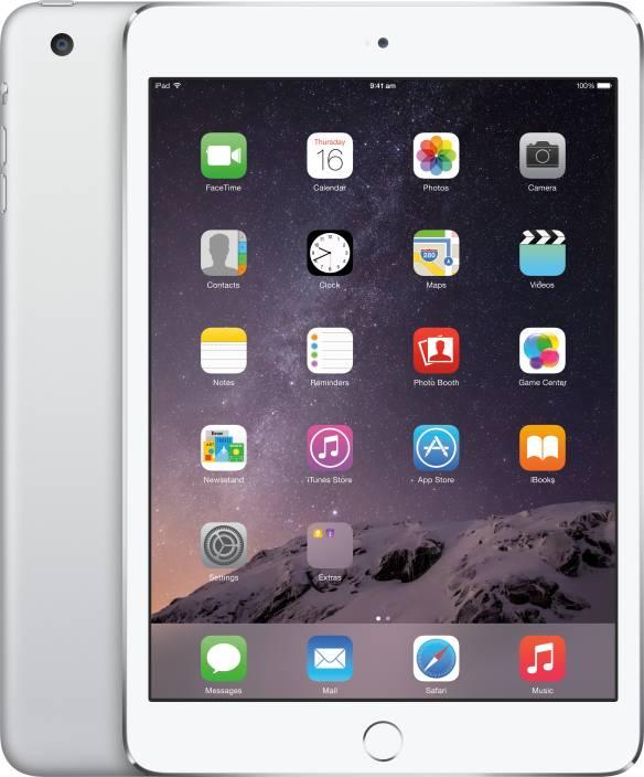 Apple iPad mini 3 128 GB 7.9 inch with Wi-Fi Only