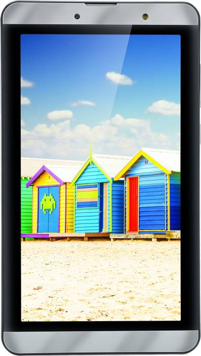 iBall Gorgeo 4GL 8 GB 7 inch with Wi-Fi+4G Tablet