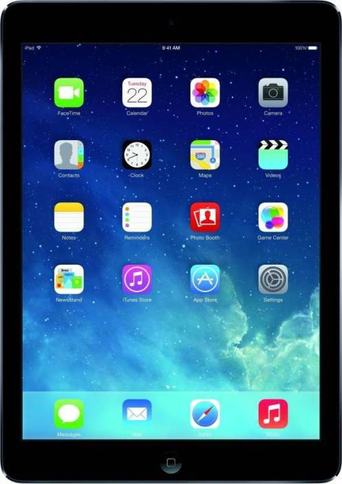 Apple iPad Air 16 GB 9.7 inch with Wi-Fi Only