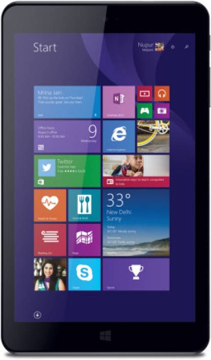 iBall WQ32 16 GB 8 inch with Wi-Fi+3G Tablet