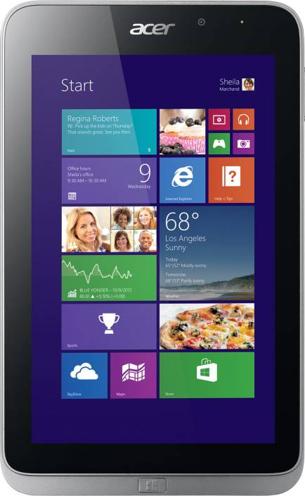 Acer Iconia W4-820 Tablet