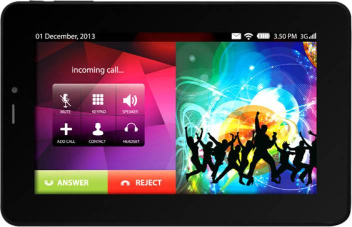 Lava E-Tab Connect Tablet