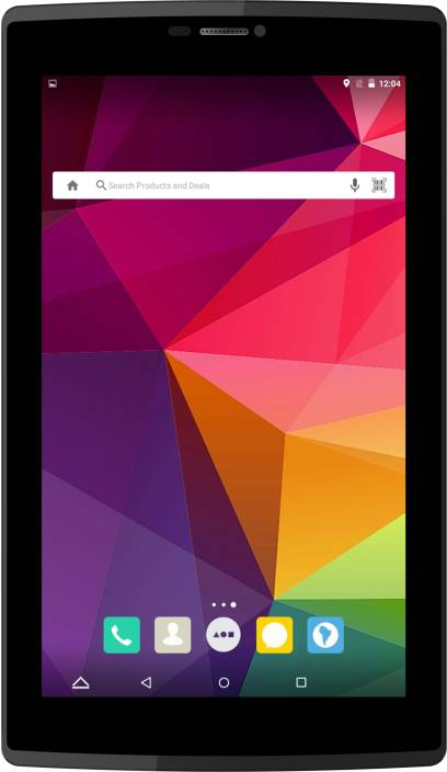 Micromax Canvas Tab P702 16 GB 7 inch with Wi-Fi+4G Tablet