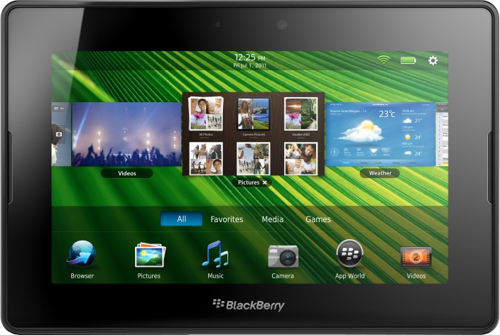 How to Sideload Android Apps on the BlackBerry PlayBook