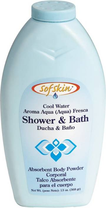Sofskin Shower & Bath Cool Water