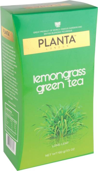 Planta Long Leaf 100 G Lemon Grass Green Tea Price In India Buy
