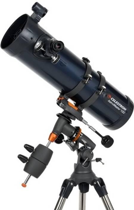 CELESTRON AstroMaster 130EQ Reflecting Telescope