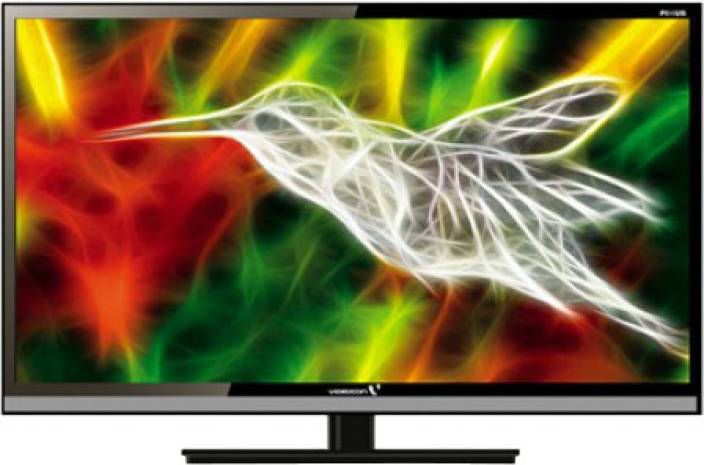 666ab060840 Videocon 81.28cm (32 inch) HD Ready LED TV Online at best Prices In ...