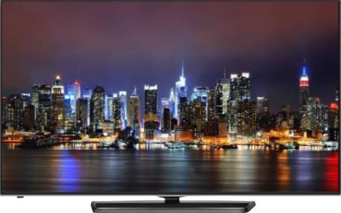 Vu 139.7cm (55 inch) Ultra HD (4K) LED Smart TV
