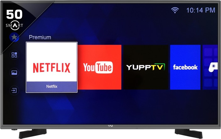 Vu 127cm (50 inch) Full HD LED Smart TV (H50K311) Online at best Prices In India
