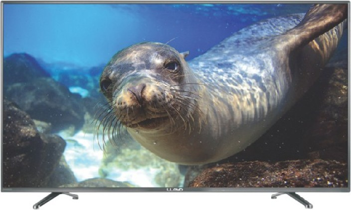 lloyd 10668cm 42 inch ultra hd 4k led smart tv