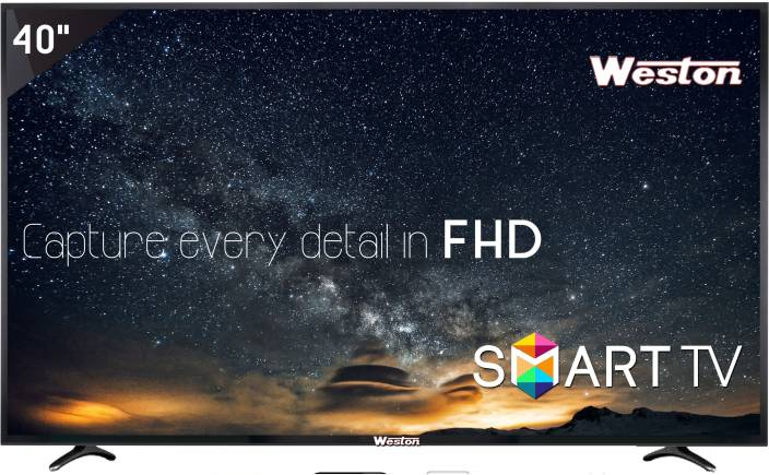 Weston 101cm (40 inch) Full HD LED Smart TV