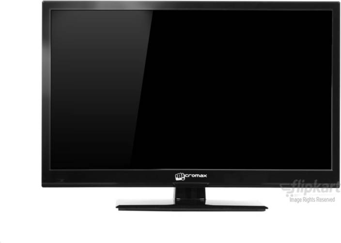 Micromax 61cm (24 inch) HD Ready LED TV