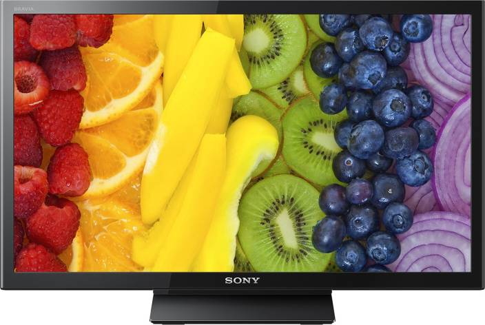 sony tv 24 inch. sony 59.9cm (24 inch) wxga led tv tv 24 inch h