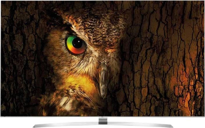 LG 123cm (49 inch) Ultra HD (4K) LED Smart TV