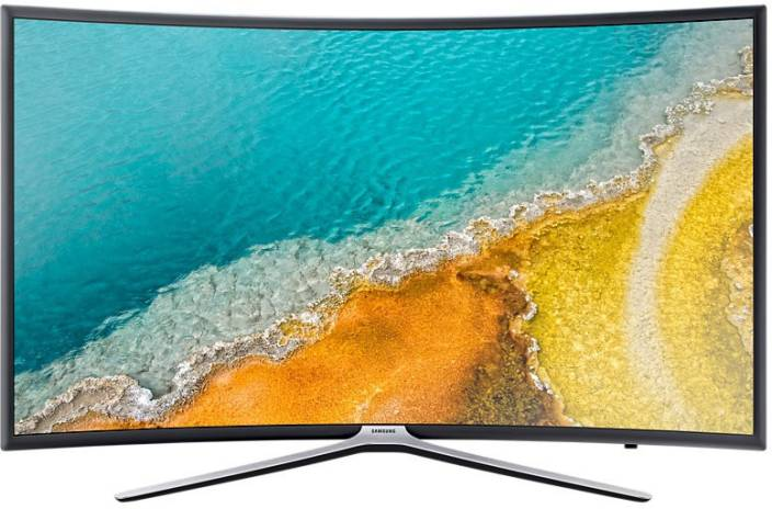 Samsung 138cm (55 inch) Full HD Curved LED Smart TV