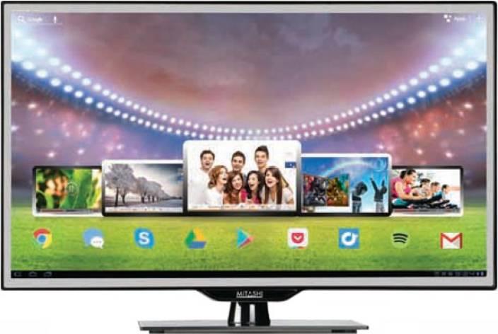mitashi cm 39 5 inch full hd led smart tv online. Black Bedroom Furniture Sets. Home Design Ideas