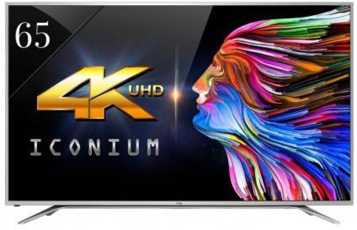 Vu 163cm (65 inch) Ultra HD (4K) LED Smart TV