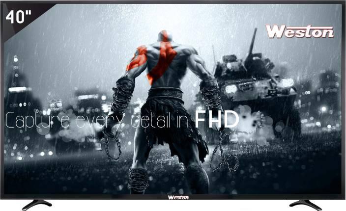 Weston 101cm (40 inch) Full HD LED TV