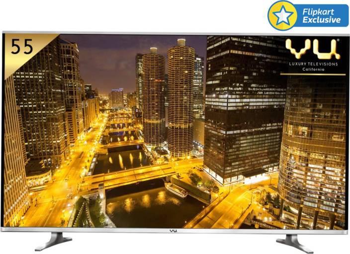 Vu 140 cm (55 inch) Full HD LED TV