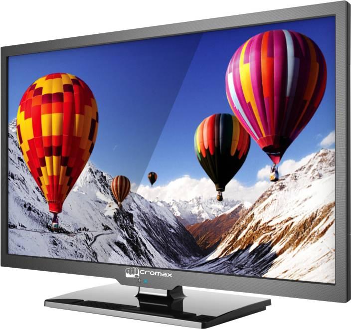 Micromax 60cm (24 inch) HD Ready LED TV