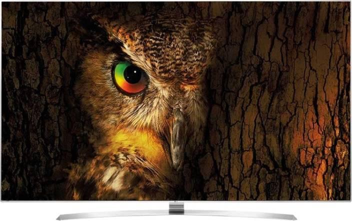 LG 139cm (55 inch) Ultra HD (4K) LED Smart TV