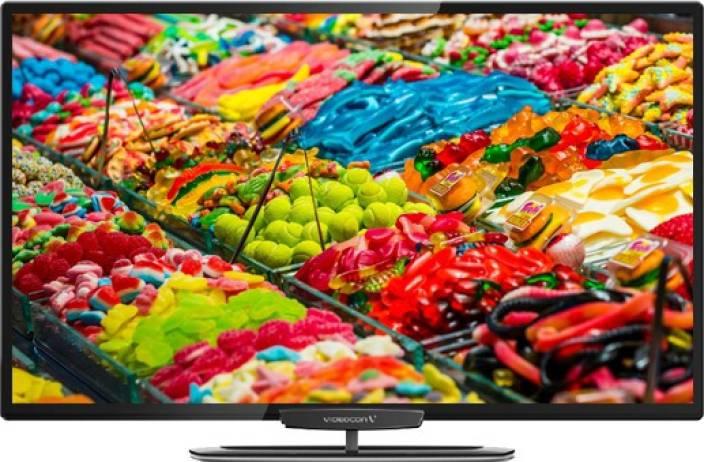 Videocon 127cm (50 inch) Full HD LED TV