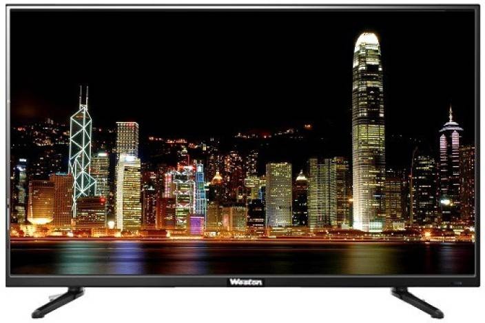 3d71b60c860 Weston 80cm (32 inch) HD Ready LED TV Online at best Prices In India