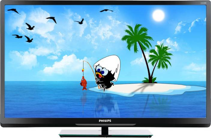 philips 58cm 23 inch hd ready led tv online at best prices in india. Black Bedroom Furniture Sets. Home Design Ideas