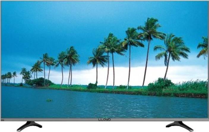 Lloyd 102cm (40 inch) Ultra HD (4K) LED Smart TV