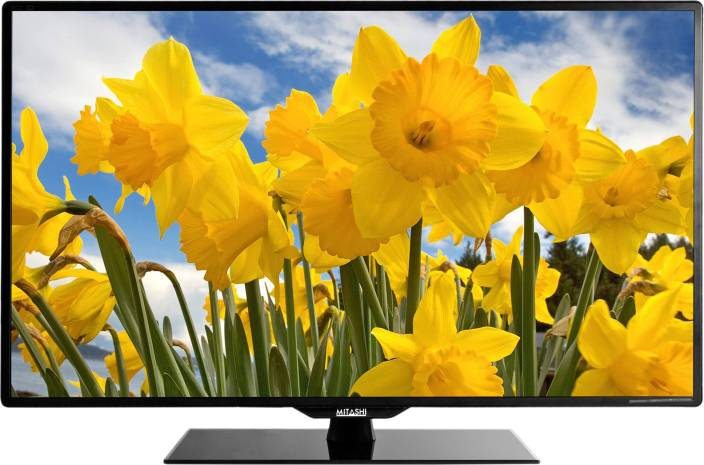 Mitashi 100.33cm (39.5 inch) Full HD LED TV